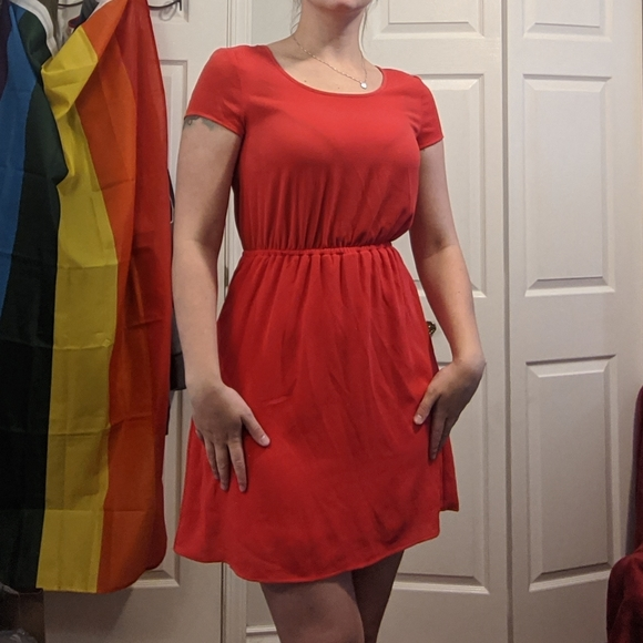 Red Summerdress